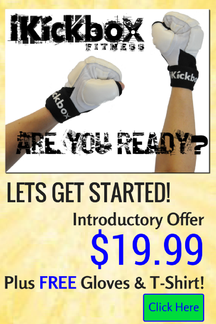 iKickbox at Millennium Martial Arts Sign Up