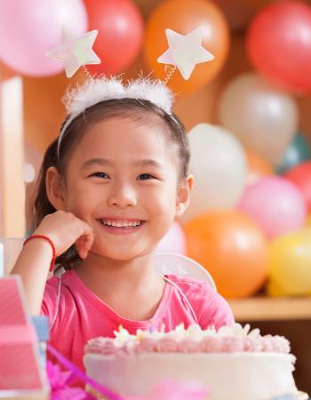 Kids Karate Birthday Party
